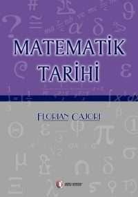 Florian Cajori Matematik Tarihi