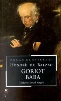 Goriot Baba Honore de Balzac
